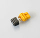 AMASS 艾迈斯 XT60 镀金插头 / 带护套 母头 电池端插头
