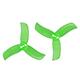 乾丰GEMFAN PC 三叶2040 新品桨 / 绿色 4对装