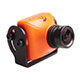 RunCam 雨燕2 Swift 2  165°广角 600线 2.1mm镜头 橙色款 FPV摄像头 / PAL DC5-36V