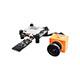 新品 RunCam Split 2 分体摄像头 FPV 穿越机 录像机 / 橙色款 1080p/60fps