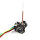 超轻HCF9 5.8G 48ch 25mw FPV穿越机图传摄像头一体机 内置OSD