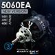 双天 XM5060EA-9 550KV 3代  固定翼用无刷外转子马达